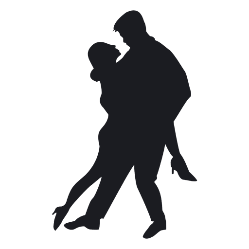 graphic freeuse download Couple dancing transparent png. Vector band tango