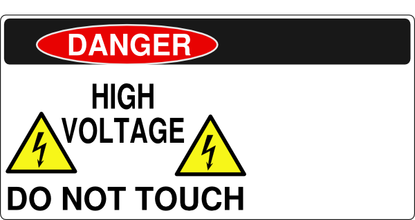 banner freeuse danger clipart touch #32155093