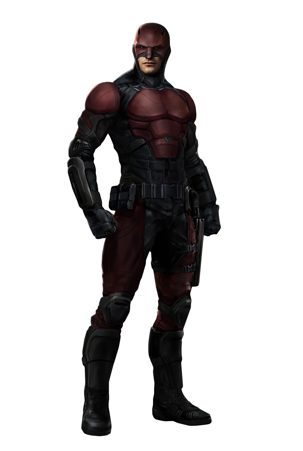 clip free download Daredevil transparent. Concept by trickarrowdesigns on.