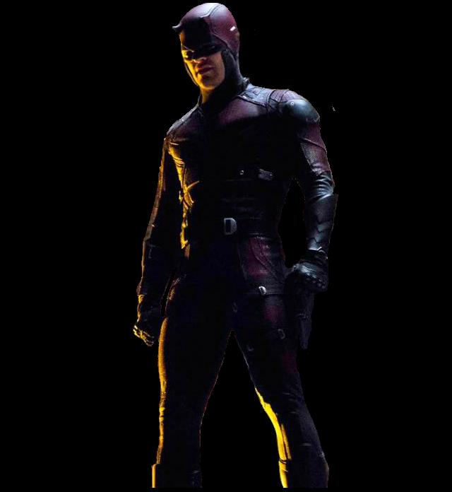 svg stock Daredevil transparent. Marvel png images all