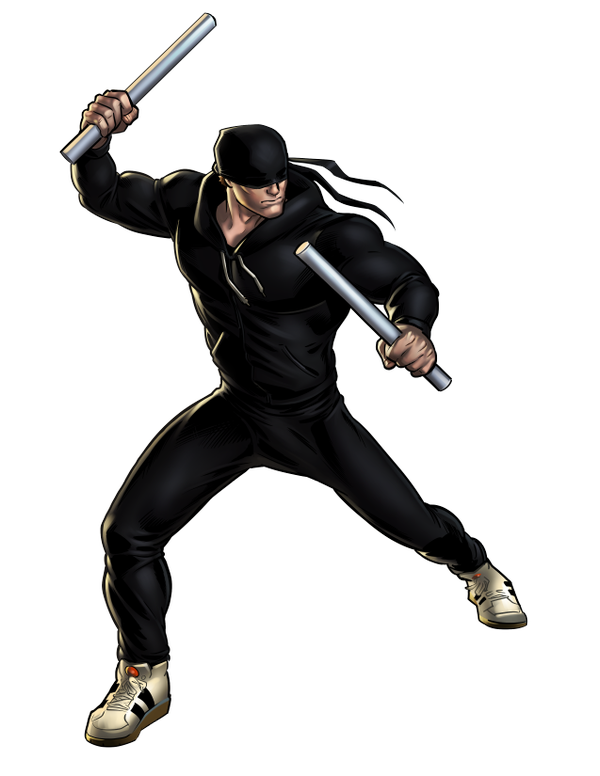 image stock Man without fear marvel. Daredevil transparent avengers alliance