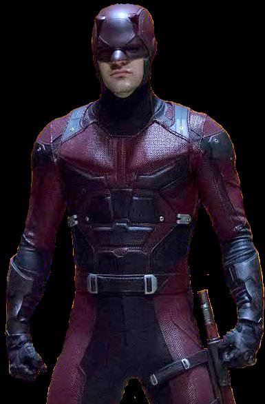 vector stock Daredevil transparent netflix.  png for free