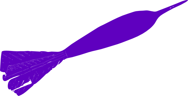 clip art free stock Purple clip art at. Dart clipart
