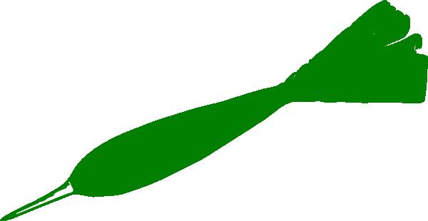 banner royalty free library Dart clipart dart arrow. Green clip art at