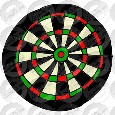 banner transparent download Dart Board Picture for Classroom