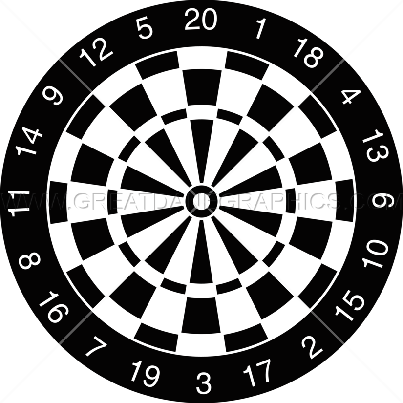 picture free stock  collection of dart. Dartboard vector