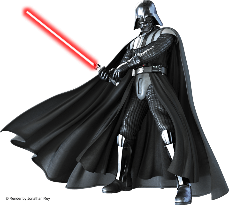 jpg download Star wars png . Darth vader clipart