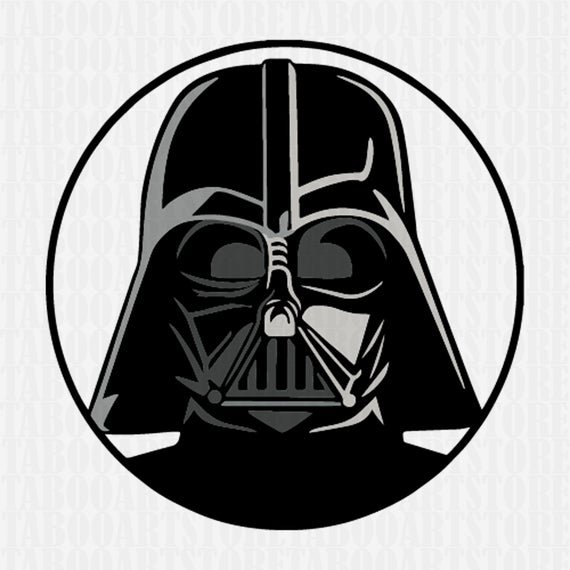 image stock Darth vader clipart. Helmet svg star wars
