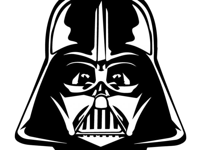 clipart library library Darth vader clipart. Star wars x transparent