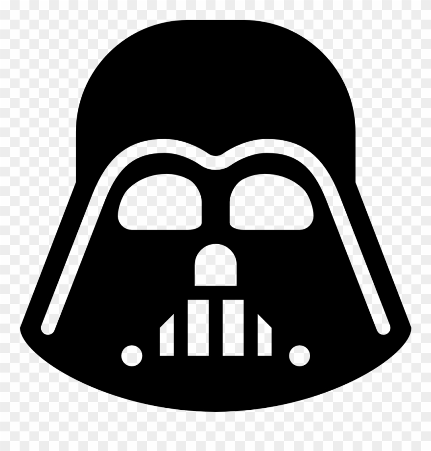 picture transparent stock Minimalist tag dar png. Darth vader clipart
