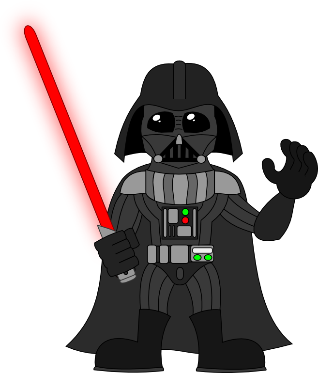 banner freeuse Darth vader clipart. Animated free on dumielauxepices