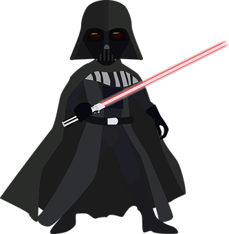 vector freeuse Sith free on dumielauxepices. Darth vader clipart