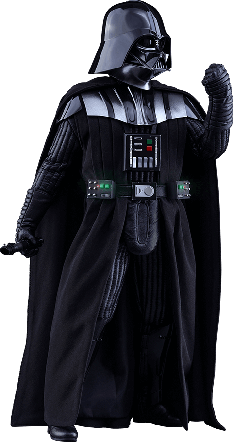 image library Side view transparent png. Darth vader clipart