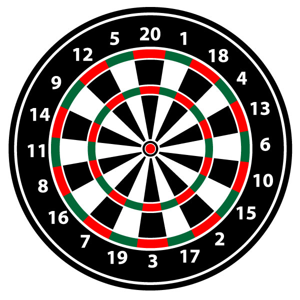 picture royalty free stock Free dart cliparts download. Darts clipart