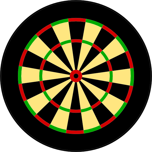 picture free download Darts clipart. Target clip art at.