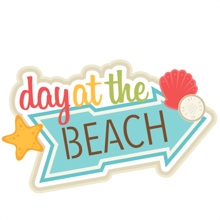 clipart library library Day At The Beach PNG Transparent Day At The Beach