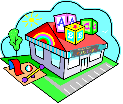 picture royalty free library Free daycare cliparts download. Centers clipart day care center.