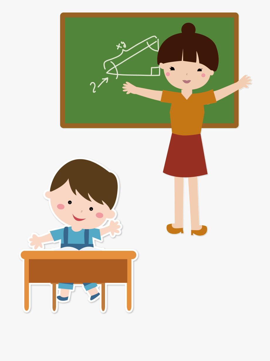 banner stock Daydreaming clipart class test. Student template classroom toddlers.