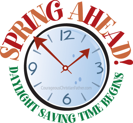 clip art library library Spring Ahead