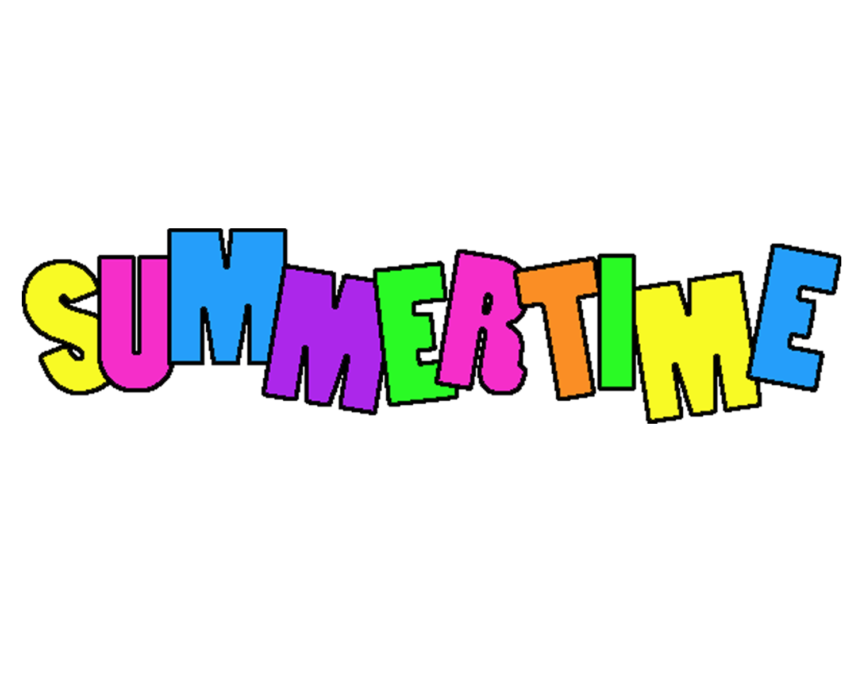 clip art library stock Summer Time Clip Art