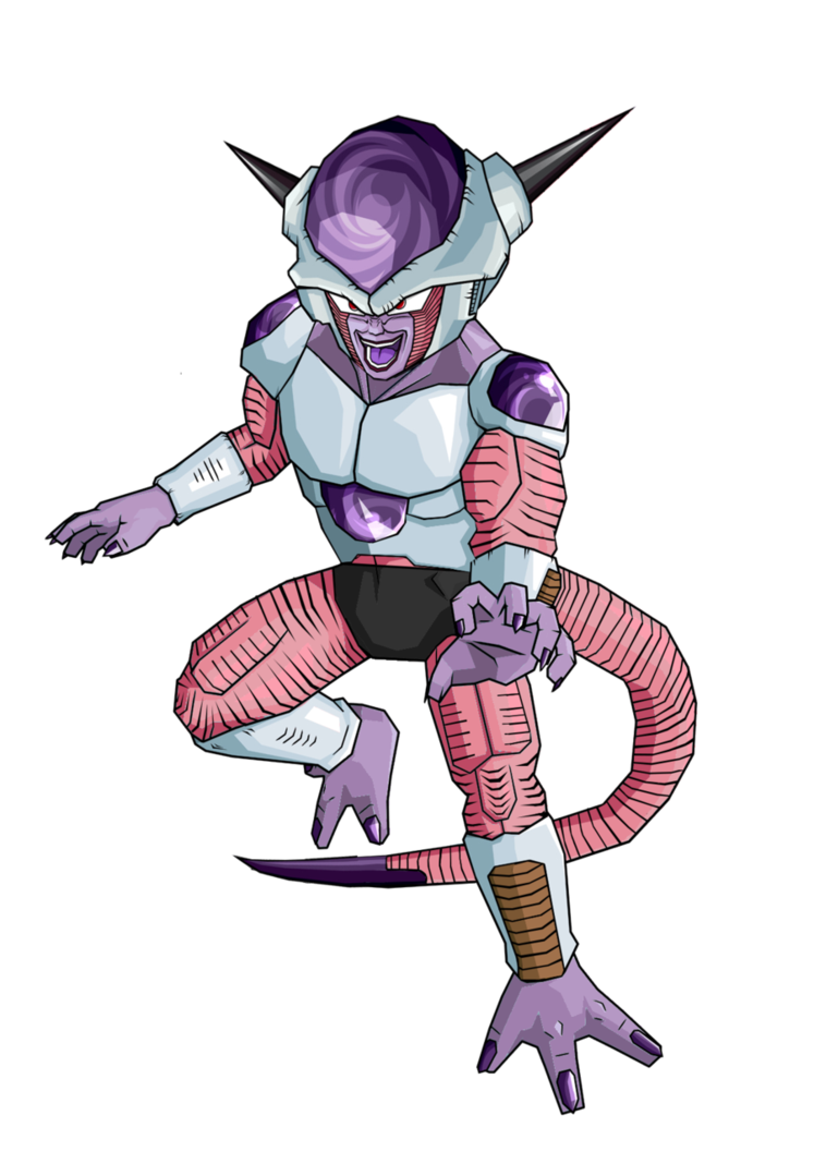 graphic library library First without armor by. Frieza transparent 1st form