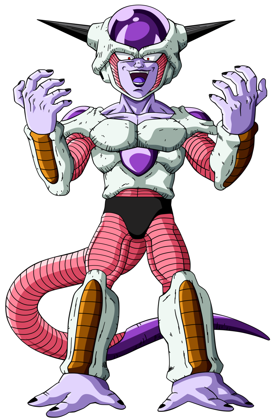 picture library download Frieza transparent dragon ball super. Image st form png
