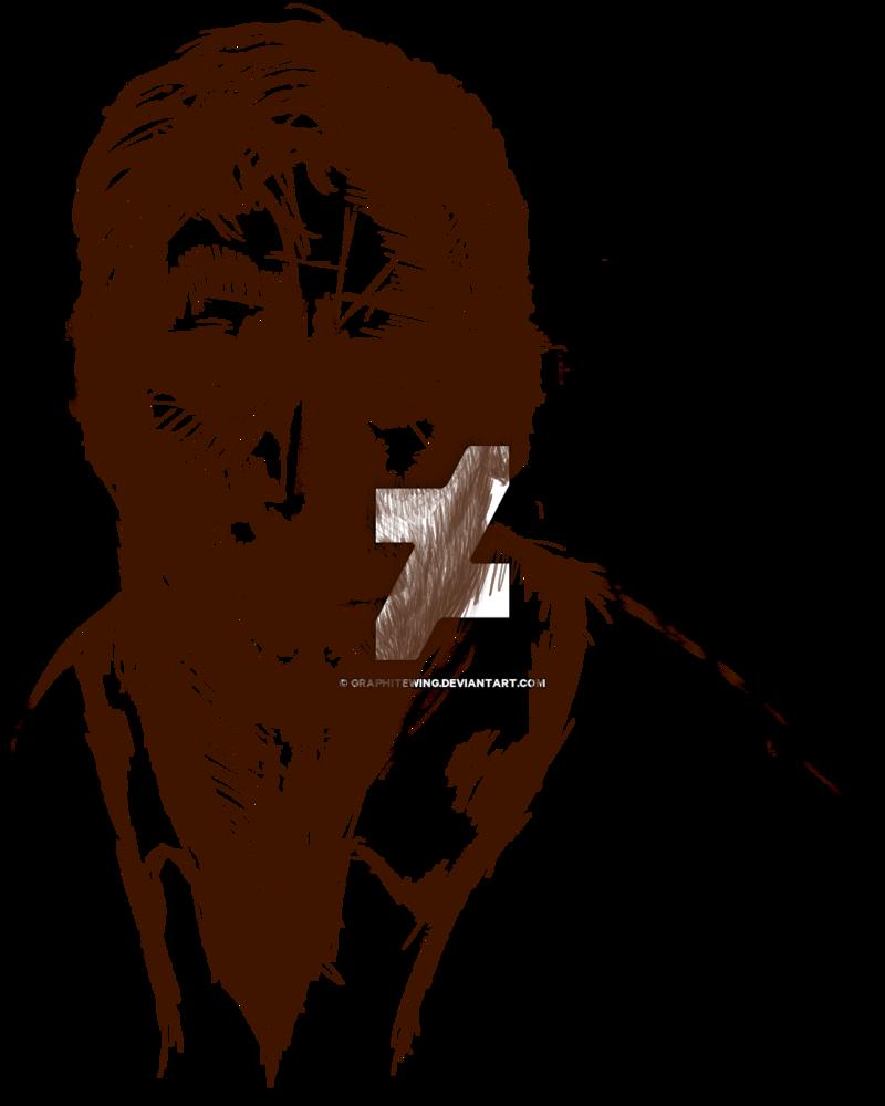 clip download Drawing portrait nose. Left dead nick digital