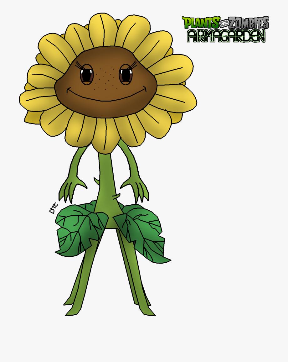 png stock Sunflower vs zombies garden. Dead plants clipart