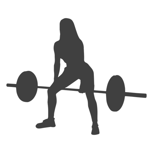 svg transparent library Beyonce transparent powerlifting. Woman bent over row