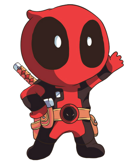 image transparent stock Transparent background free on. Deadpool clipart