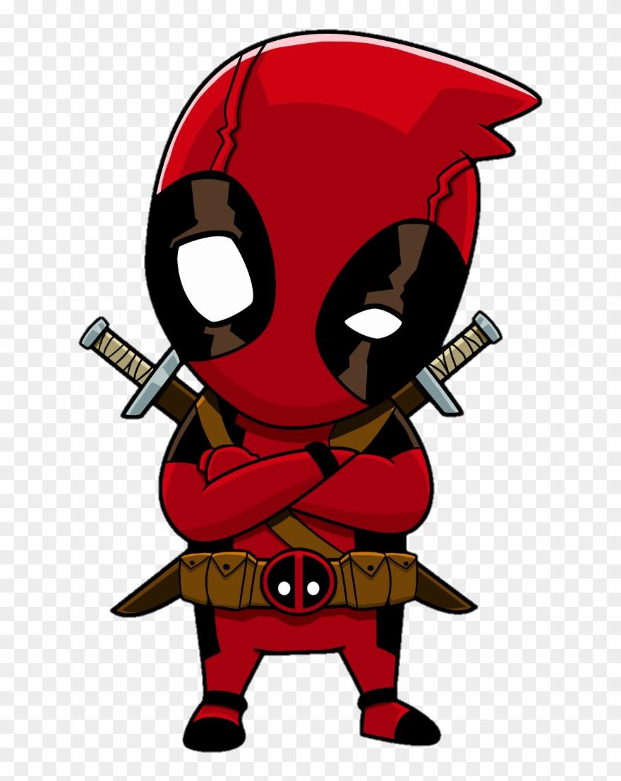 clipart freeuse stock Deadpool clipart. Report abuse cute cartoon.