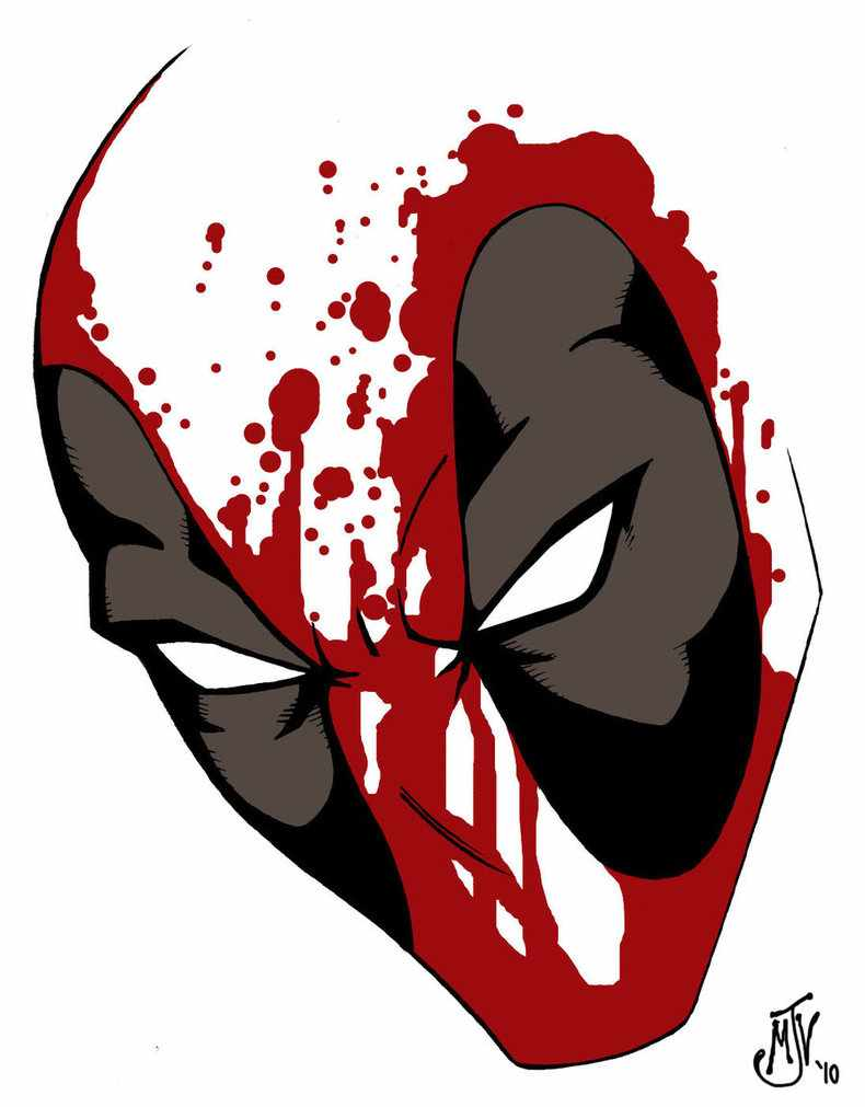 graphic royalty free stock Free animated cliparts download. Deadpool clipart.