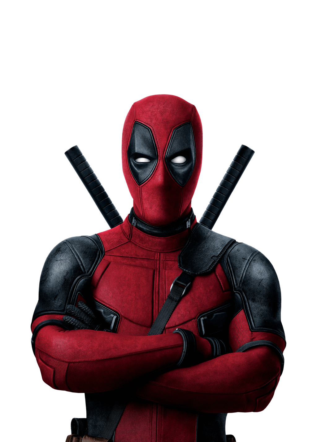 vector free library Deadpool clipart. Portrait transparent png stickpng