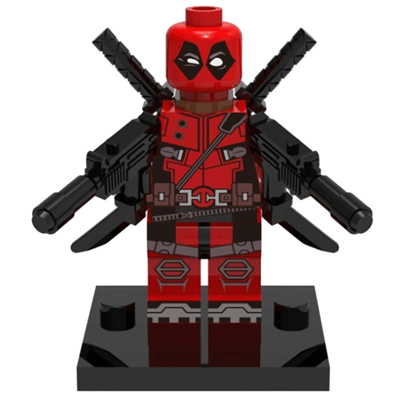 banner royalty free stock Marvel lego clip art. Deadpool clipart