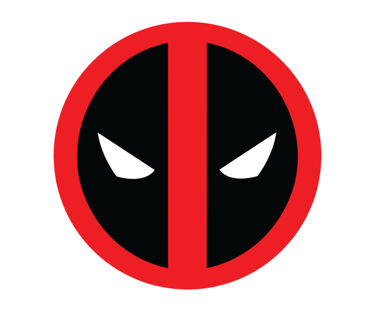 graphic library library Deadpool Logo