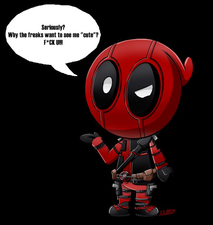image free download Deadpool by Arachnide