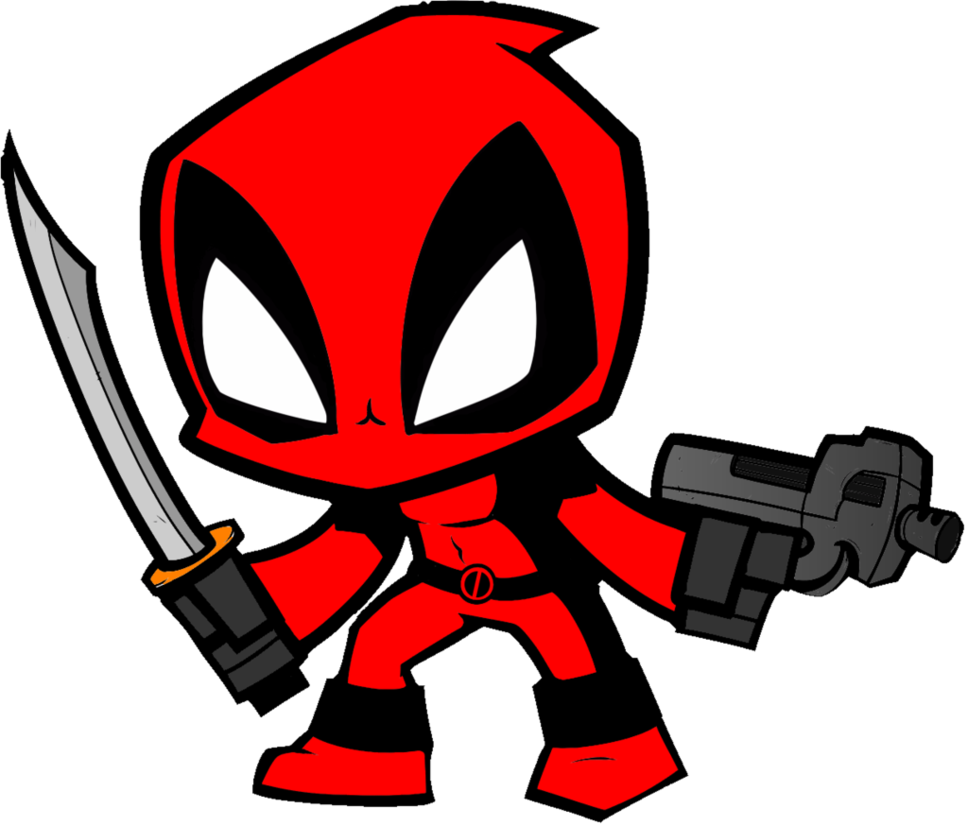 free library Deadpool by treez