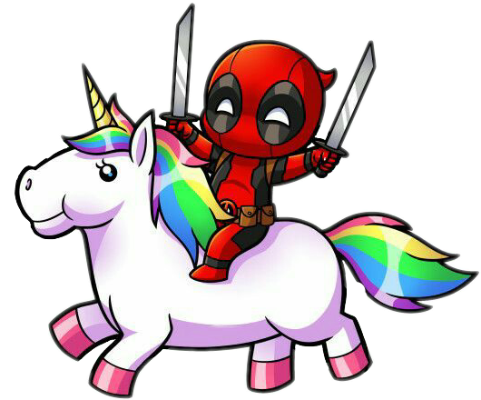 graphic freeuse library cute deadpool freetoedit