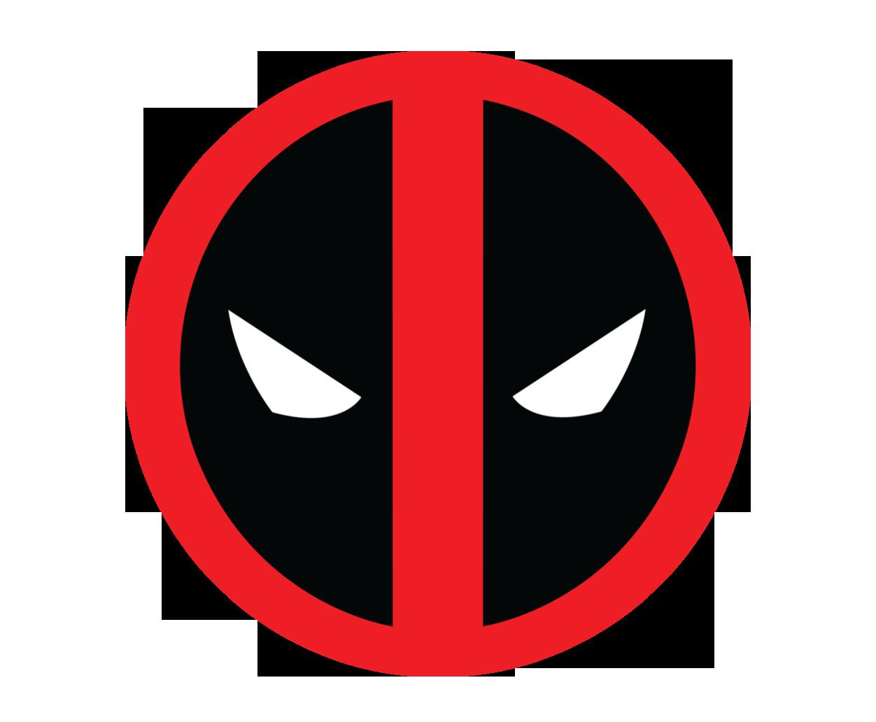 svg free Deadpool Logo