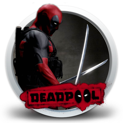 png free download Deadpool clipart ico