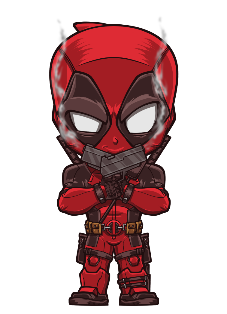 freeuse stock Deadpool by Lord Mesa