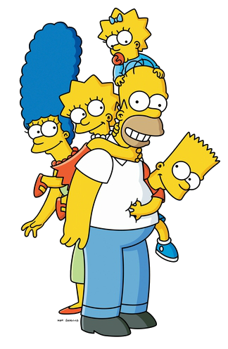png library download Simpson family