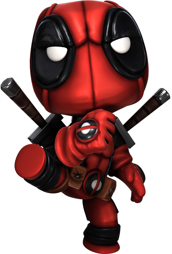 jpg library library Crazy Deadpool Corps