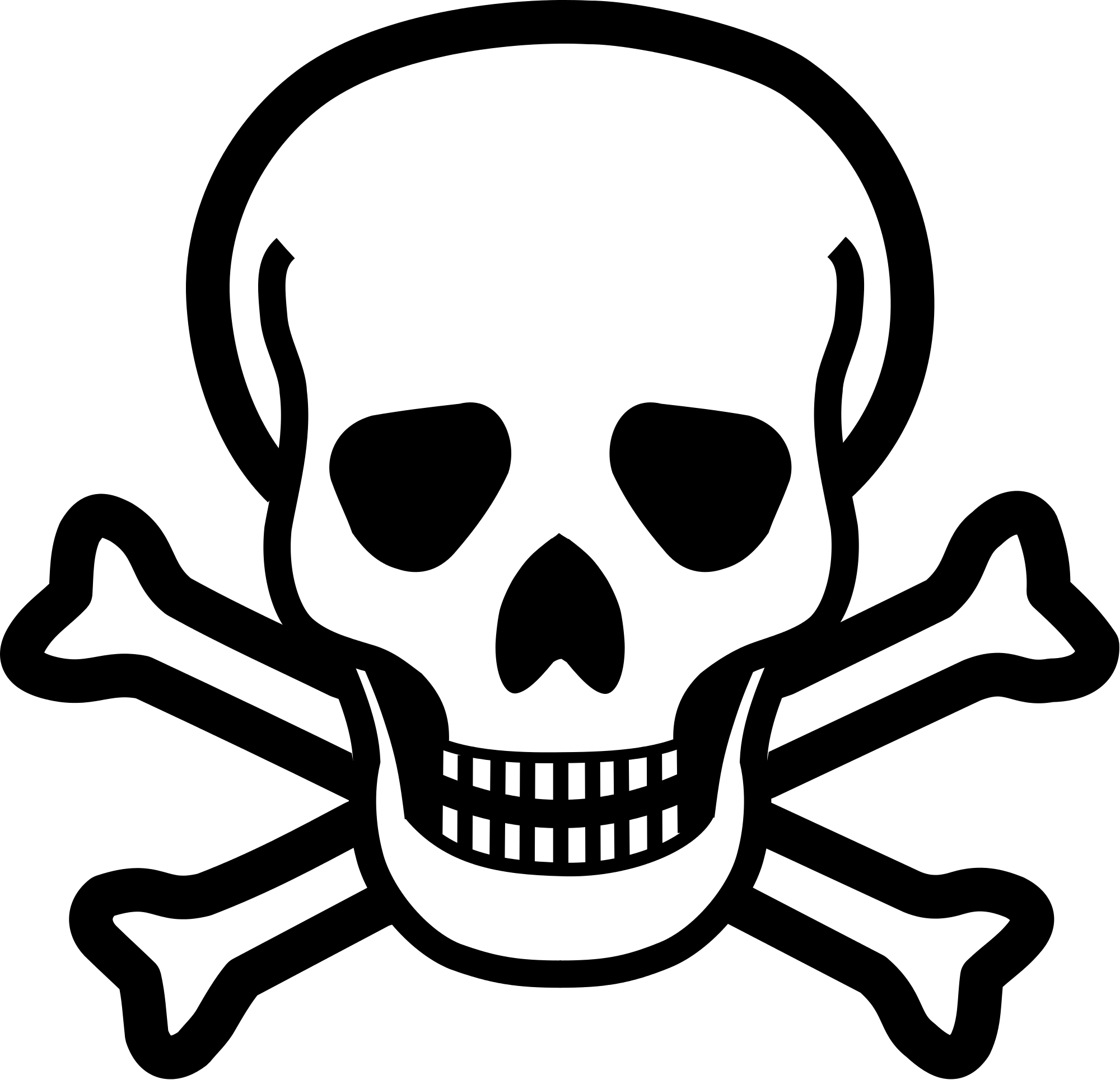 png Crossbones free on dumielauxepices. Death clipart