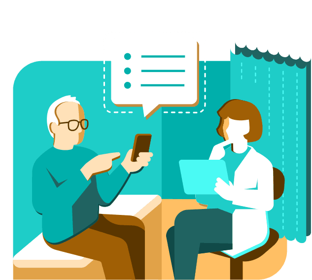 clipart free download Augmented Clinical Conversations for Modern Medical Care