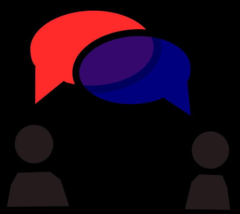 vector royalty free . Debate clipart memorized speech