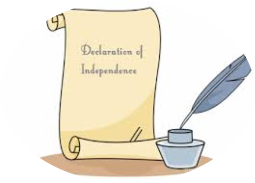 banner library download The Declaration of Independence