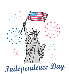 png free library Usa transparent independence day. Th of july calendar