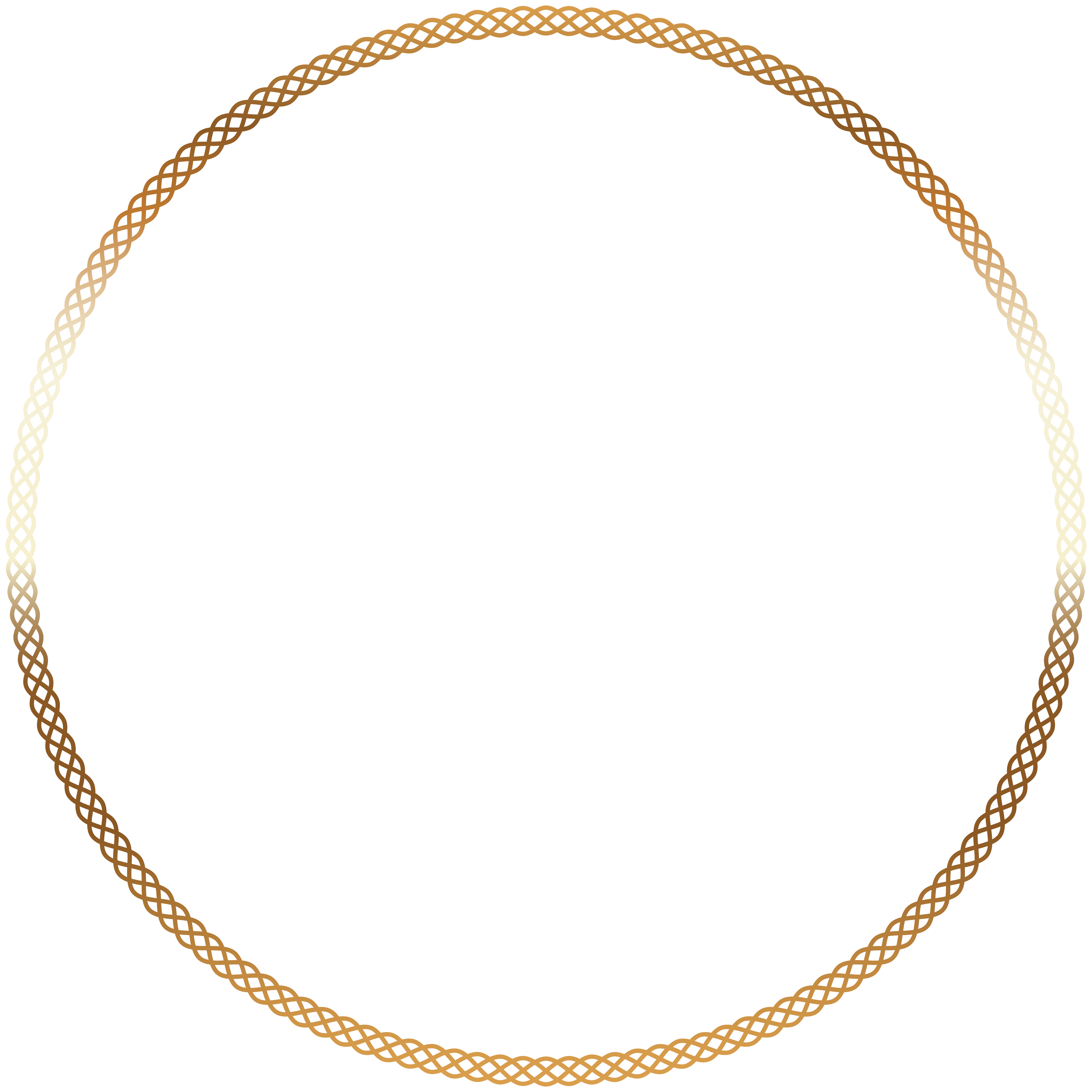 clipart royalty free library Art deco clipart. Round border frame png