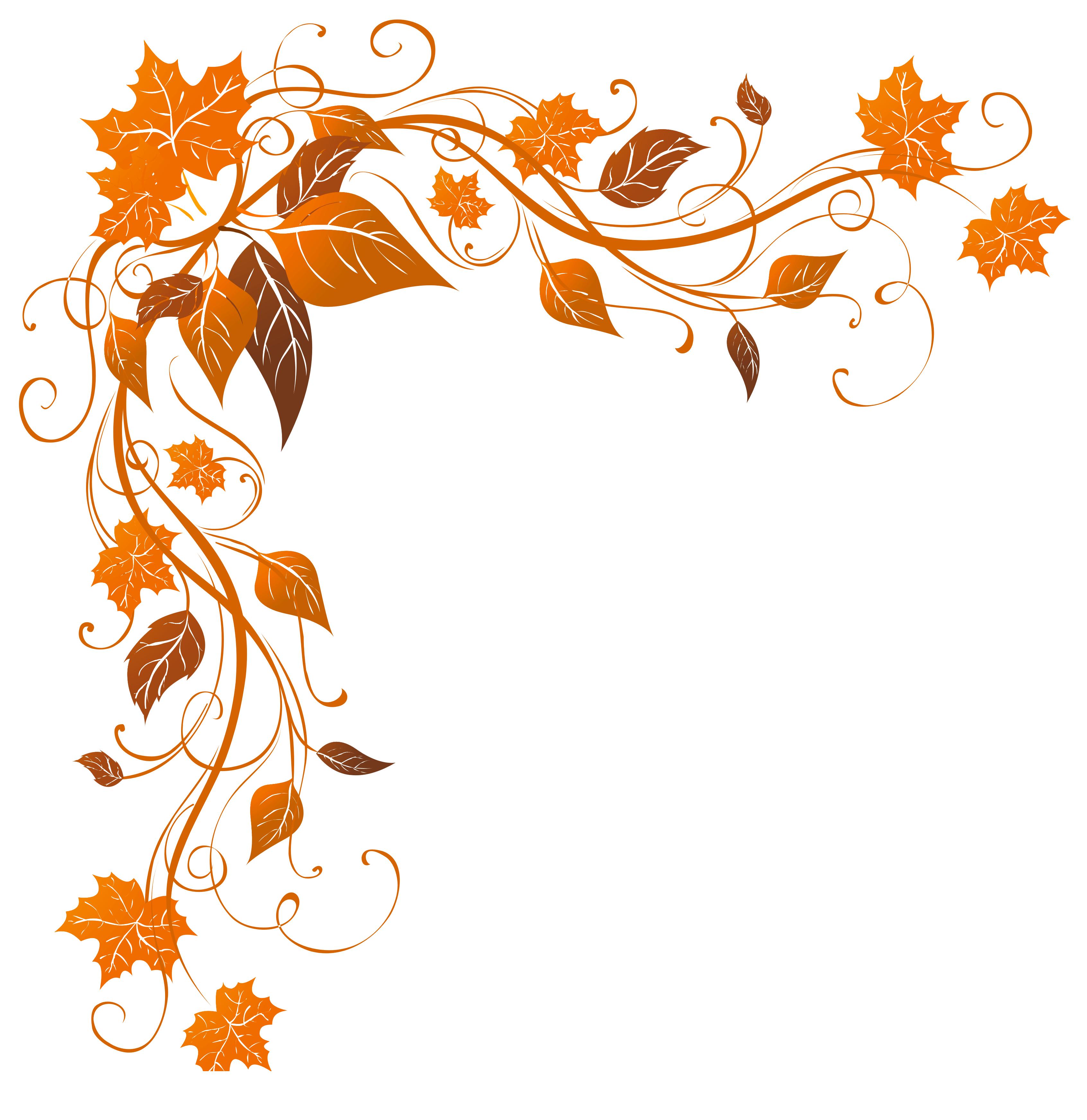 png Transparent autumn png image. Decoration clipart